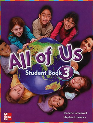 9780071103831: All of Us Student Book 3 & CD