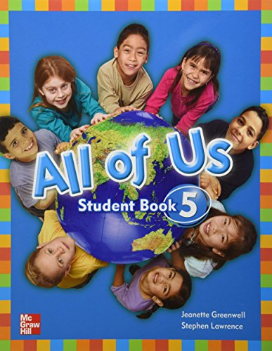 9780071103855: All Of Us Student Book 5 & CD