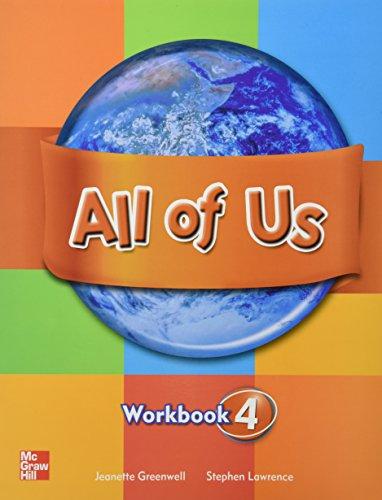 9780071103909: All of Us Workbook 4