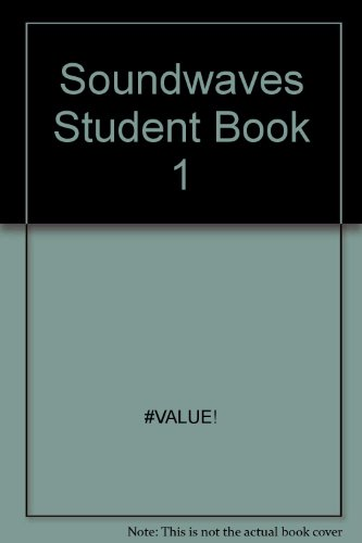 9780071104135: Soundwaves Student Book 1