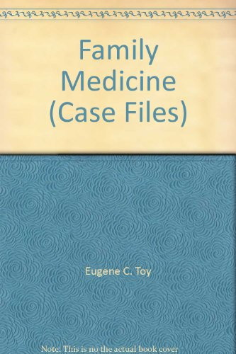 9780071104678: Family Medicine (Case Files)