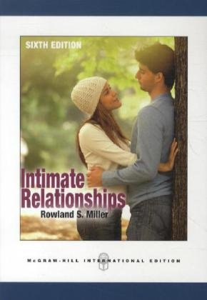 9780071104715: Intimate Relationships