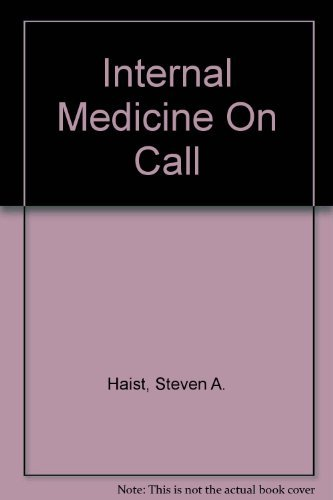 9780071104937: Internal Medicine On Call