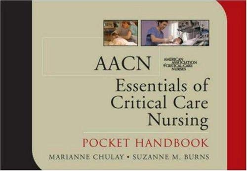 9780071104975: AACN Essentials of Critical Care Nursing