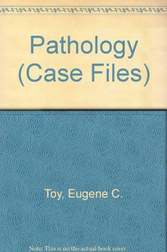9780071105361: Pathology (Case Files S.)