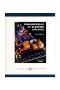9780071105828: Fundamentals of Electric Circuits. Charles K. Alexander, Matthew N.O. Sadiku