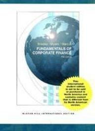 9780071105927: Fundamentals Of Corporate Finance (with audioCD and web code)
