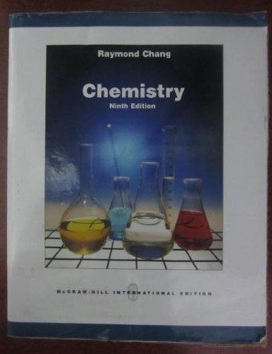 9780071105958: Chemistry