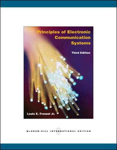 9780071106078: Principles of Electronic Communication Systems