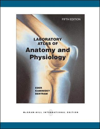 9780071106481: Laboratory Atlas of Anatomy and Physiology