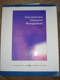 9780071106511: International Financial Management