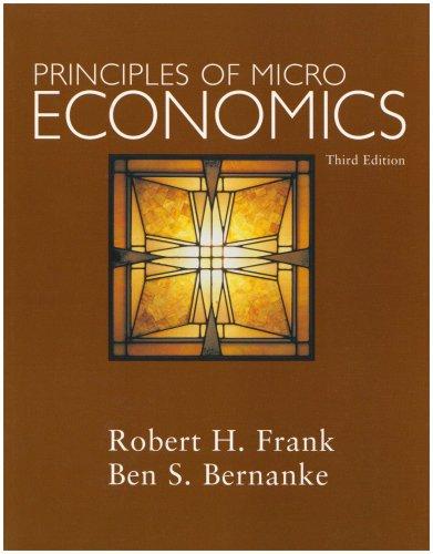 9780071106573: Principles of Microeconomics