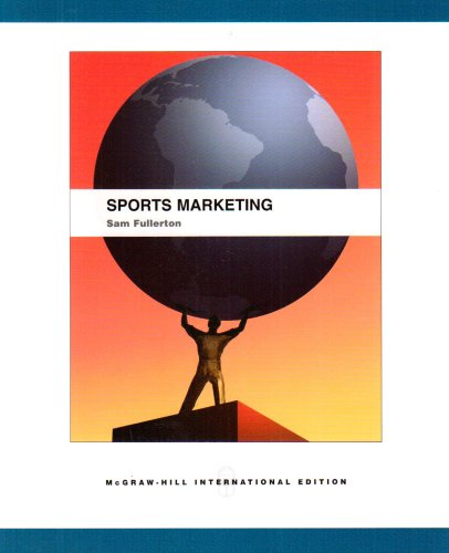 9780071106580: Sports Marketing