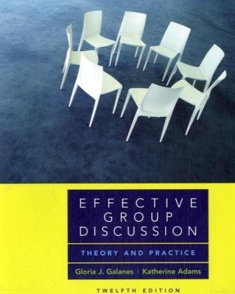9780071106603: Effective Group Discussion: Theory and Practice