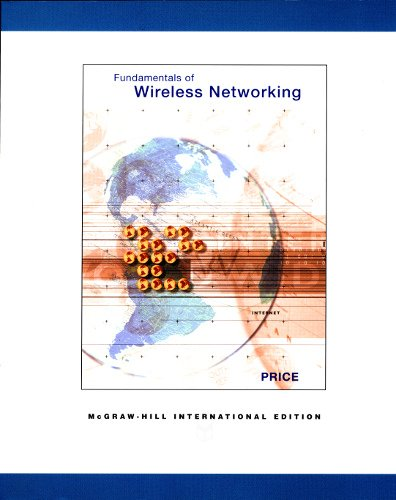 9780071106610: Fundamentals of Wireless Networking