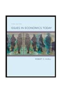 9780071106641: Issues in Economics Today