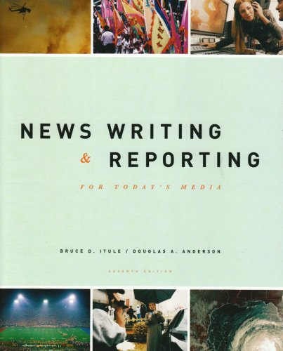 9780071106764: News Writing and Reporting for Today's Media
