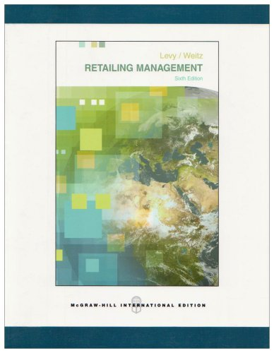 9780071106887: Retailing Management (McGraw Hill International Editions)