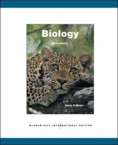 9780071106955: Biology