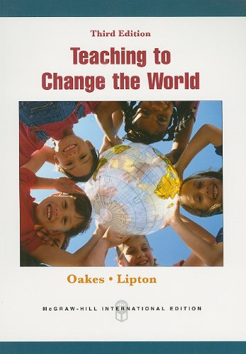 9780071107099: Teaching to Change the World