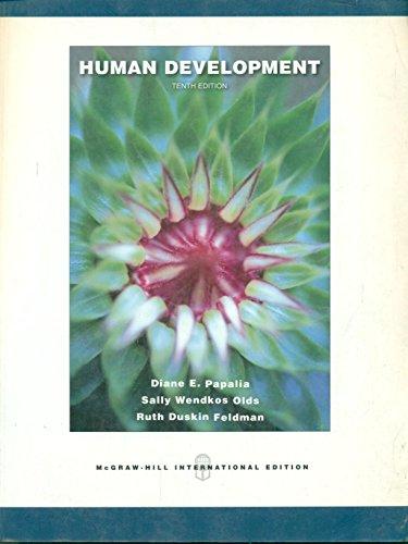 9780071107143: Human Development - 10th edition