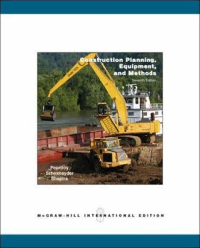 9780071107242: Construction Planning, Equipment and Methods