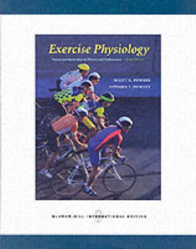9780071107266: Exercise Physiology: Theory and Application to Fitness and Performance
