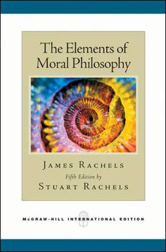 9780071107280: The Elements of Moral Philosophy
