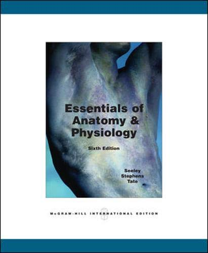 9780071107464: Essentials of Anatomy and Physiology