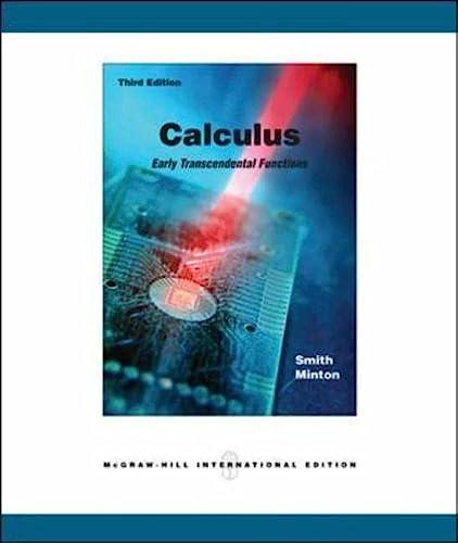 9780071107518: Calculus