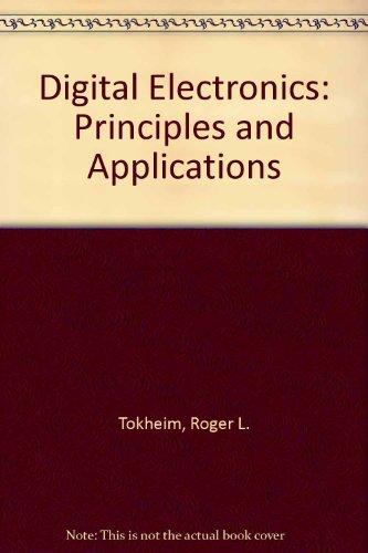 9780071107600: Digital Electronics: Principles and Applications