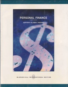 9780071107716: Personal Finance