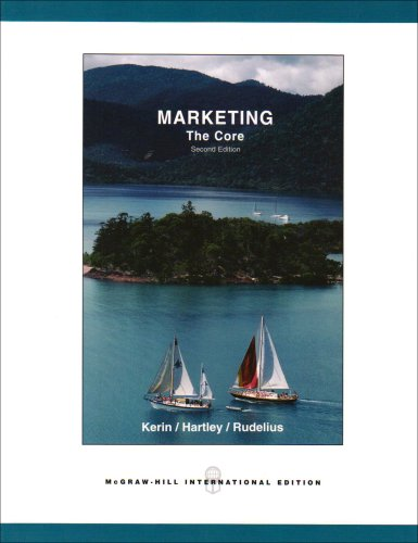 9780071107723: Marketing: With Olc and Premium Content: The Core