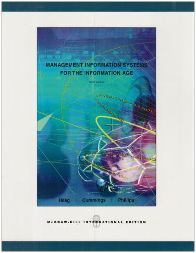 9780071107778: Management Information Systems for the Information Age