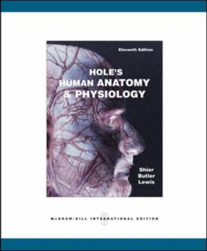 9780071107853: Hole's Human Anatomy and Physiology