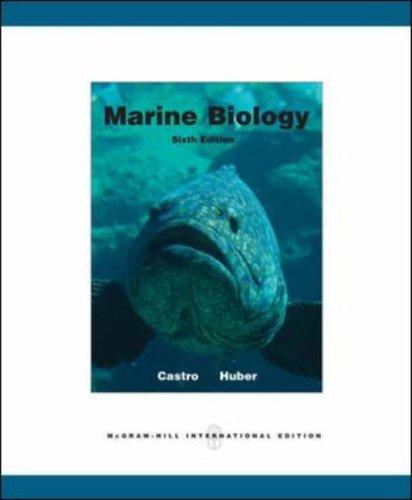 9780071107884: Marine Biology