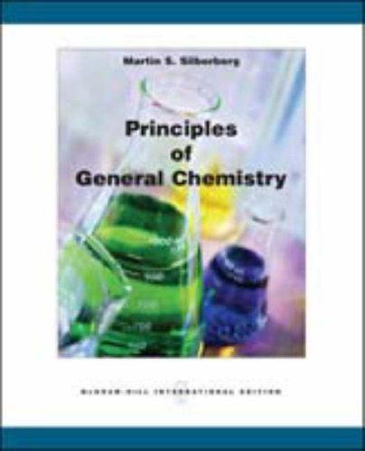 9780071107938: Principles of General Chemistry