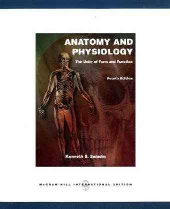 9780071108041: Anatomy and Physiology: WITH ARIS