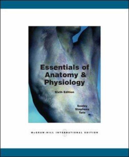 9780071108058: Essentials of Anatomy & Physiology
