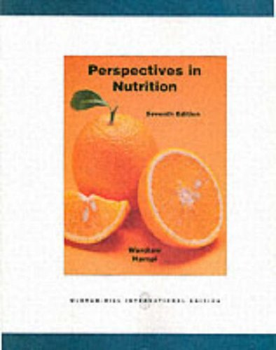 9780071108065: Perspectives in Nutrition with ARIS