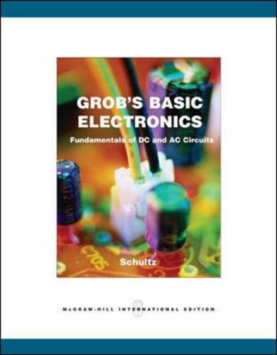 9780071108096: Grob's Basic Electronics: Fundamentals of DC and AC Circuits with Simulation CD