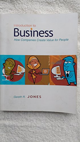 9780071108195: Introduction to Business: WITH DVD AND OLC: How Companies Create Value for People