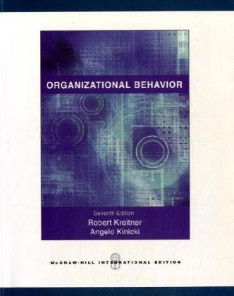 9780071108225: Organizational Behavior: With OLC/ Premium Content Card