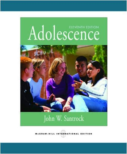 9780071108263: Adolescence: AND PowerWeb