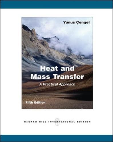 9780071108393: Heat Transfer: A Practical Approach