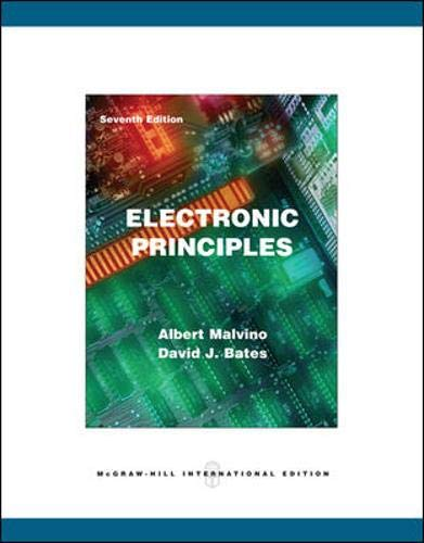 9780071108461: Electronic Principles with Simulation CD (Int'l Ed)