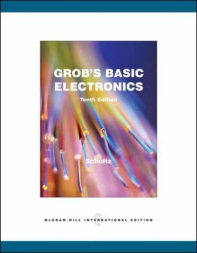 9780071108485: Grob's Basic Electronics with Simulation CD