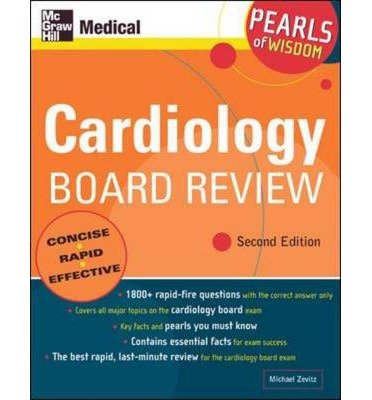 9780071108584: Cardiology Board Review