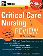 9780071108591: Critical Care Nursing Review
