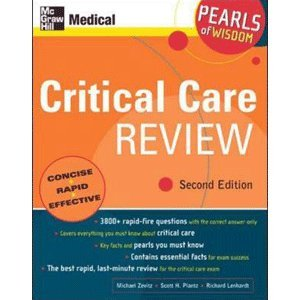 9780071108607: Critical Care Review